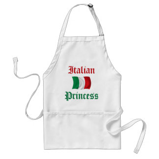Italian Princess Standard Apron