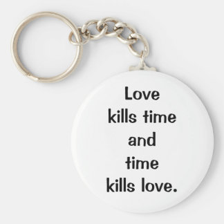 Italian Proverb Keychain No. 105