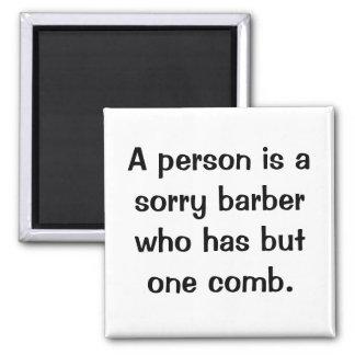 Italian Proverb Magnet No.51