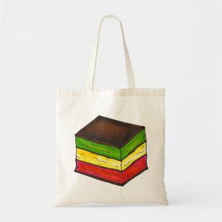 Italian Rainbow Seven Layer Christmas Cookie Bag