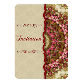 Italian Renaissance Garden Suite - Invitations