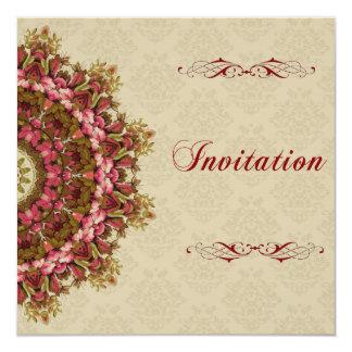 Italian Renaissance Garden Suite - SQR Invitation