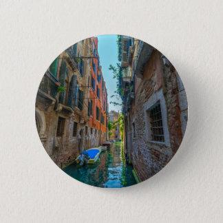 Italian River 6 Cm Round Badge