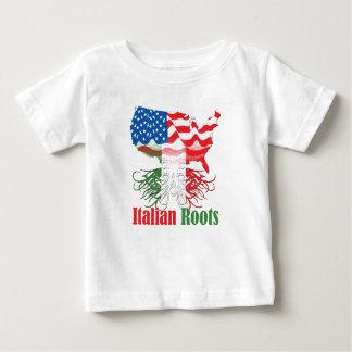 italian roots baby T-Shirt