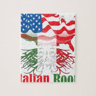 italian roots jigsaw puzzle