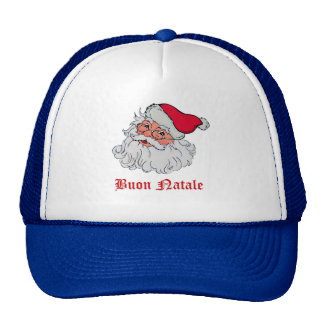 Italian Santa Claus #2 Cap