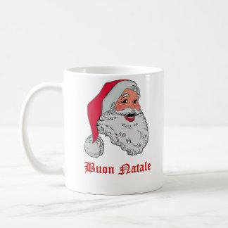 Italian Santa Mug