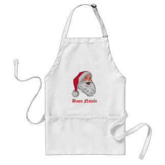 Italian Santa Standard Apron