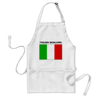 ITALIAN SCALLION STANDARD APRON