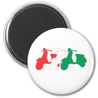 Italian Scooter Magnet