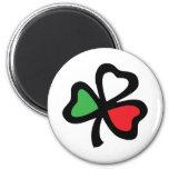 Italian Shamrock Magnets