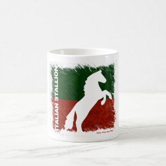 ITALIAN STALLION COFFEE MUG