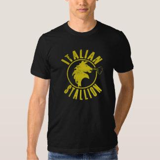 Italian Stallion for darkshirts Tees