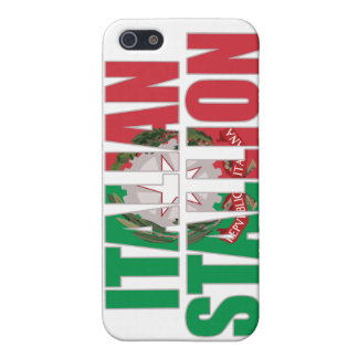 Italian Stallion iPhone 5 Cover