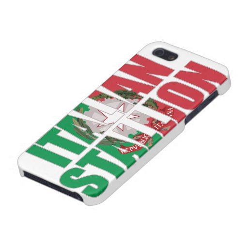 Italian Stallion Cases For iPhone 5