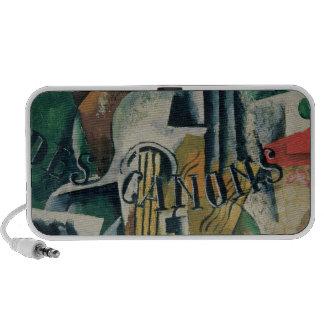 Italian Still Life, 1914 iPod Speakers