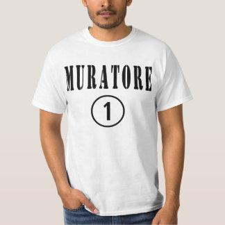 Italian Stonemasons : Muratore Numero Uno T-Shirt