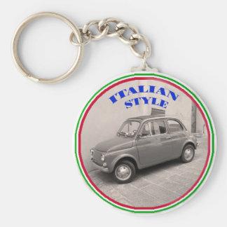 italian style key ring