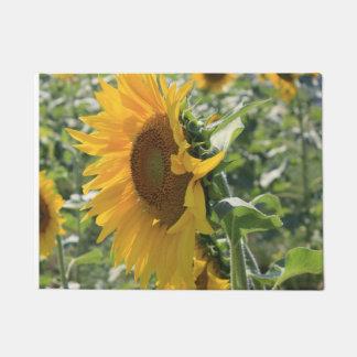 Italian Sunflower door mat