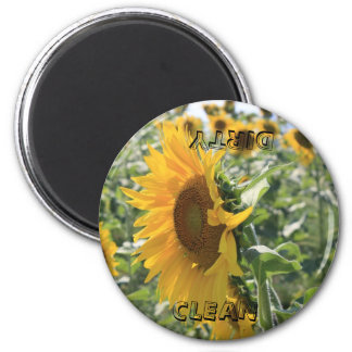 Italian Sunflower Magnet