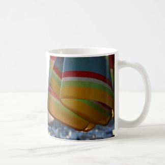 italian sunset basic white mug