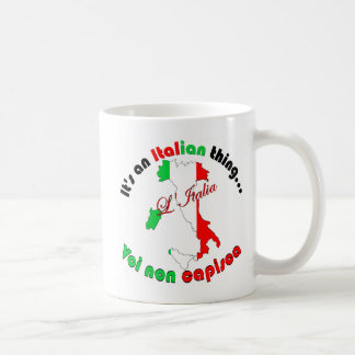 Italian Thing Coffee Mug
