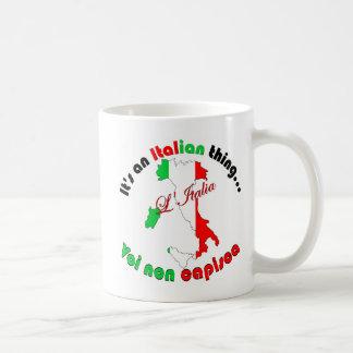 Italian Thing Coffee Mug
