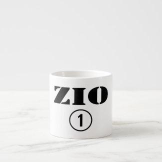 Italian Uncles : Zio Numero Uno Espresso Mug