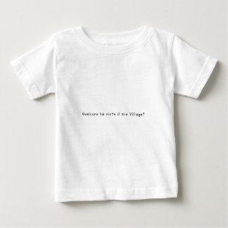 Italian-Village Baby T-Shirt