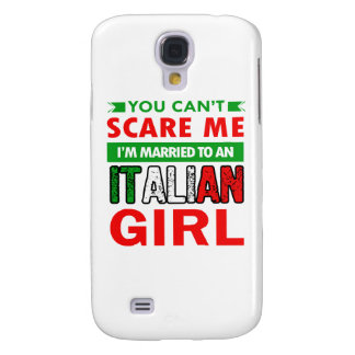 Italian Wife Wife Galaxy S4 Case
