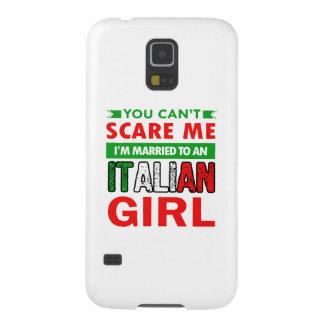 Italian Wife Wife Galaxy S5 Cases