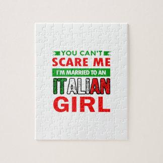 Italian Wife Wife Jigsaw Puzzle