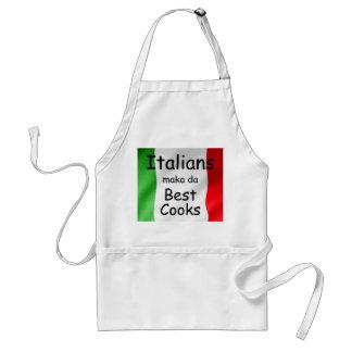 Italians Maka Da Best Cooks Standard Apron