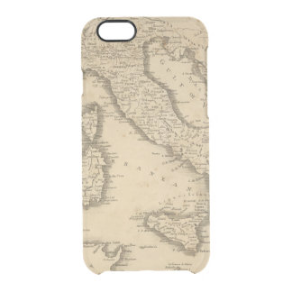 Italy 19 clear iPhone 6/6S case