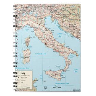 Italy 1 notebook