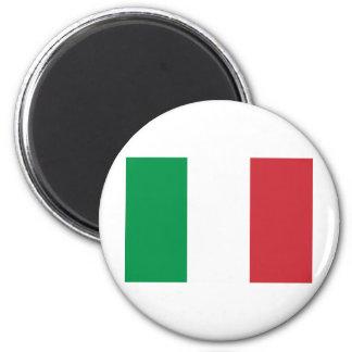 Italy 6 Cm Round Magnet