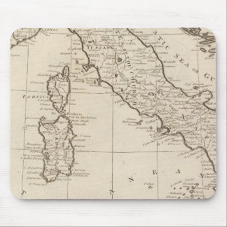 Italy, and Sardinia Mouse Pad