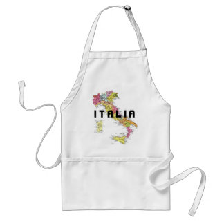 Italy Apron