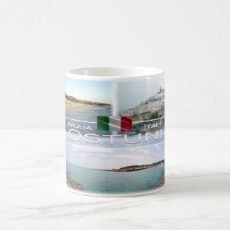 Italy - Apulia - Ostuni - Salento - Coffee Mug