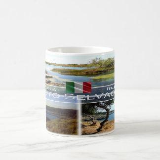 Italy - Apulia - Porto Selvaggio - Coffee Mug