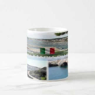 Italy - Apulia - Santa Maria di Leuca - Coffee Mug