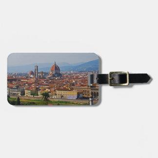 Italy Bag Tag