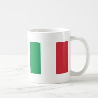 Italy Basic White Mug