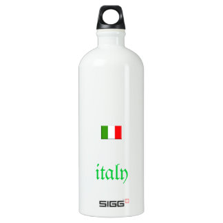 italy bottle