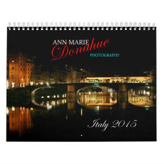 Italy calendar for 2015