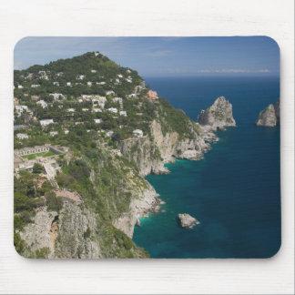 ITALY, Campania, (Bay of Naples), CAPRI: Mouse Pad