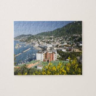 ITALY, Campania, (Bay of Naples), ISCHIA, LACCO Puzzle