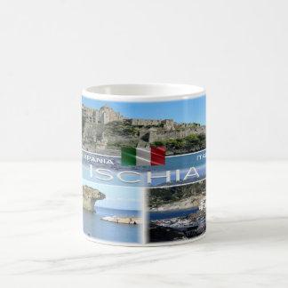 Italy # Campania - Ischia - Coffee Mug