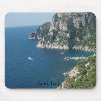 Italy, Capri, Europe Mouse Pad