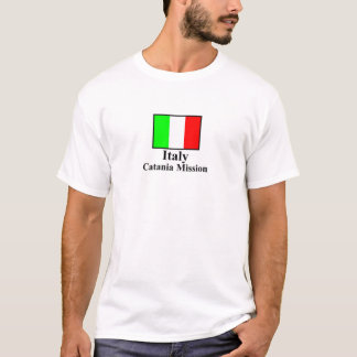 Italy Catania Mission T-Shirt